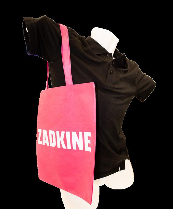 losstaand Zadkine tas 01